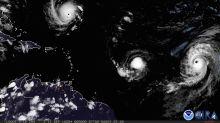 Hurricane Helene heading towards the UK, bringing chances of gale force winds