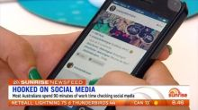 News Feed: Aussies spending work time on social media