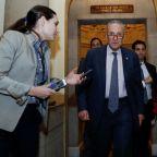 Democrats Pelosi, Schumer say budget talks 'productive'