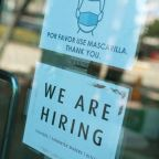 U.S. job openings soar to record 8.1 million, but businesses can't find enough workers to hire