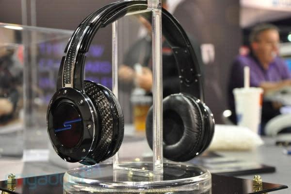 50 Cent Platinum headphones by Sleek Audio hands-on