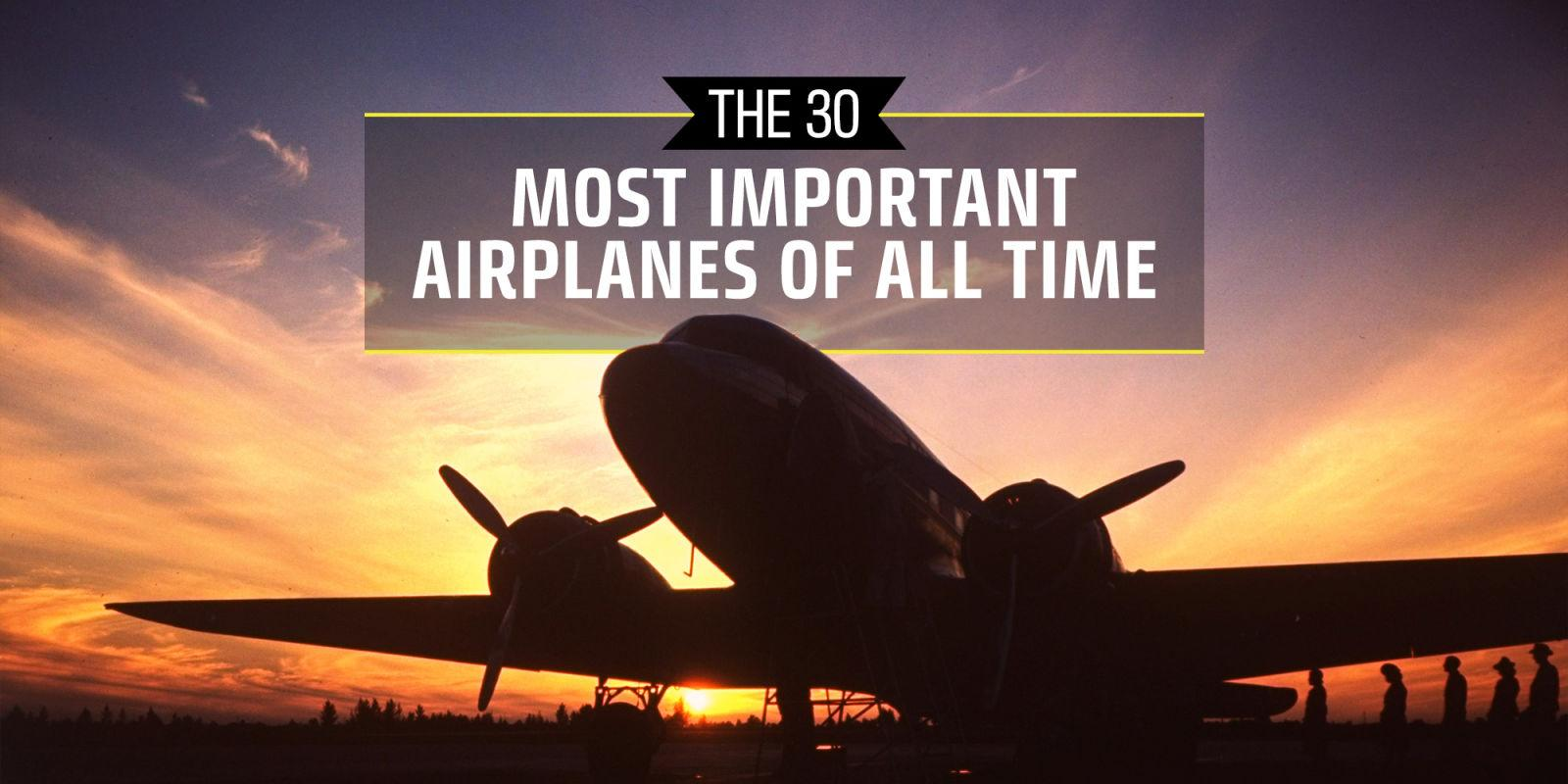 airplane as an important invention