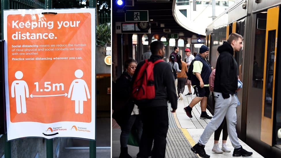 Fears of 'nightmare' commute as people return to work, school