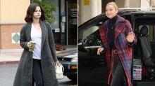 Herbst-Trend: Der karierte Oversize-Mantel ist das neue It-Piece der Stars