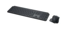 Logitech Enables Advanced Users to Achieve Peak Performance with MX Master 3 and MX Keys