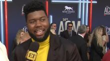Khalid Talks Crossing Over Into Country Music at the 2019 ACM Awards (Exclusive)