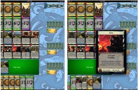Unofficial Dominion on iOS now, official version later