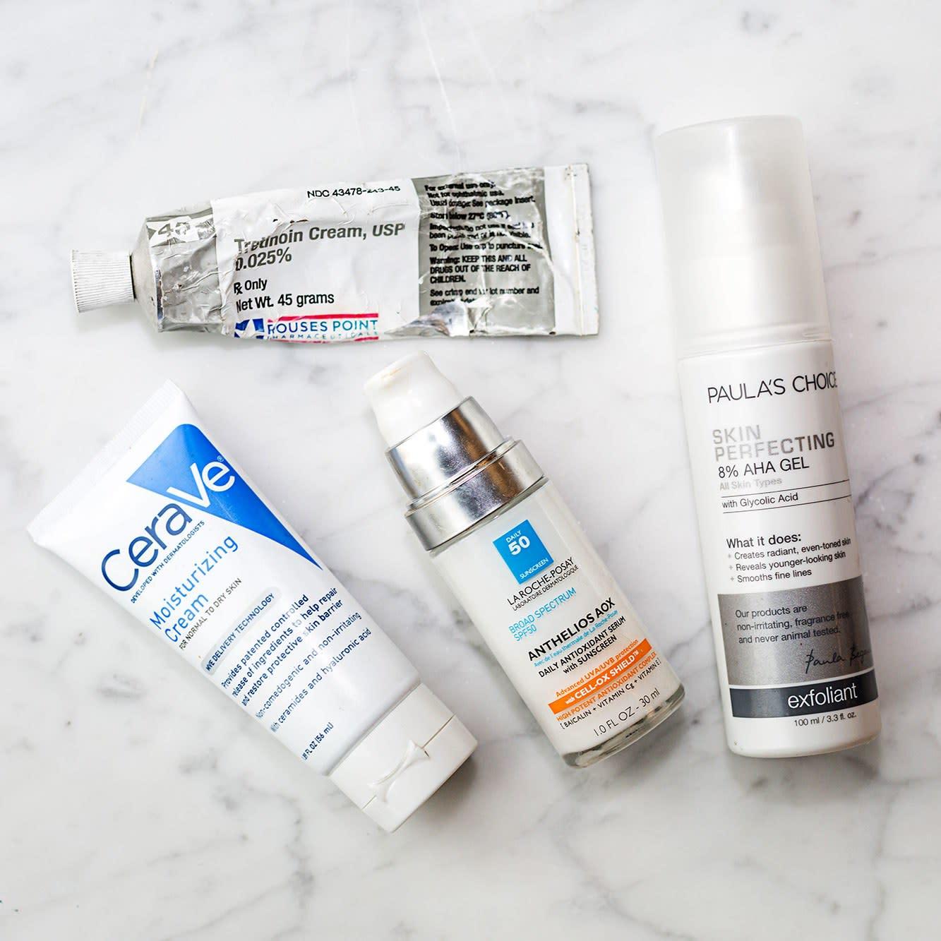 Scar Retreat Cream Serum.How Easing Into Retinol Led To My Best Skin Ever