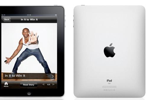 Conde Nast stakes out 'leadership position' on iPad