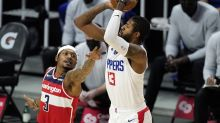 Clippers' Paul George 'not a fan of' holding NBA All-Star game during pandemic