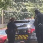 Atlanta Officers Suspended After Kicking Handcuffed Woman In The Face