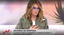 El comentario más repetido en las redes sobre Toñi Moreno en su último fin de semana en 'Viva La Vida'