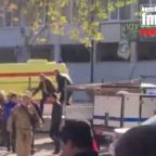 Eighteen people killed in armed attack on Crimean college