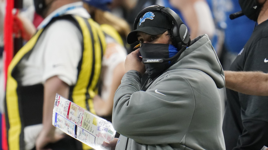Lions part ways with coach, GM after bad start