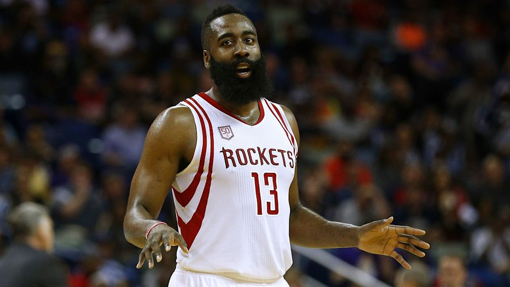 Harden: Westbrook's record 'huge accomplishment' but MVP about wins