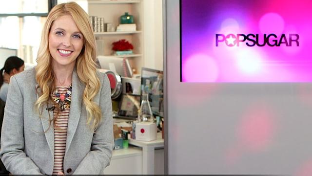 Gwyneth Talks Sex, Reviewing Chris Hemsworth, and Drinks With James Blunt -It's All on Today's POPSUGAR Live!