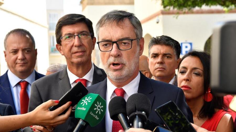 """Villegas (Cs) acusa a Pedro Sánchez de tener """"clausurado"""" el Congreso"""