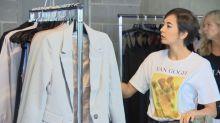 In fashion: Edmonton's second-hand market event draws hundreds