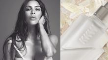 Kim Kardashian is releasing three new perfumes
