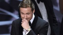 Ryan Gosling Reveals Why He Was Giggling During the Oscar Flub