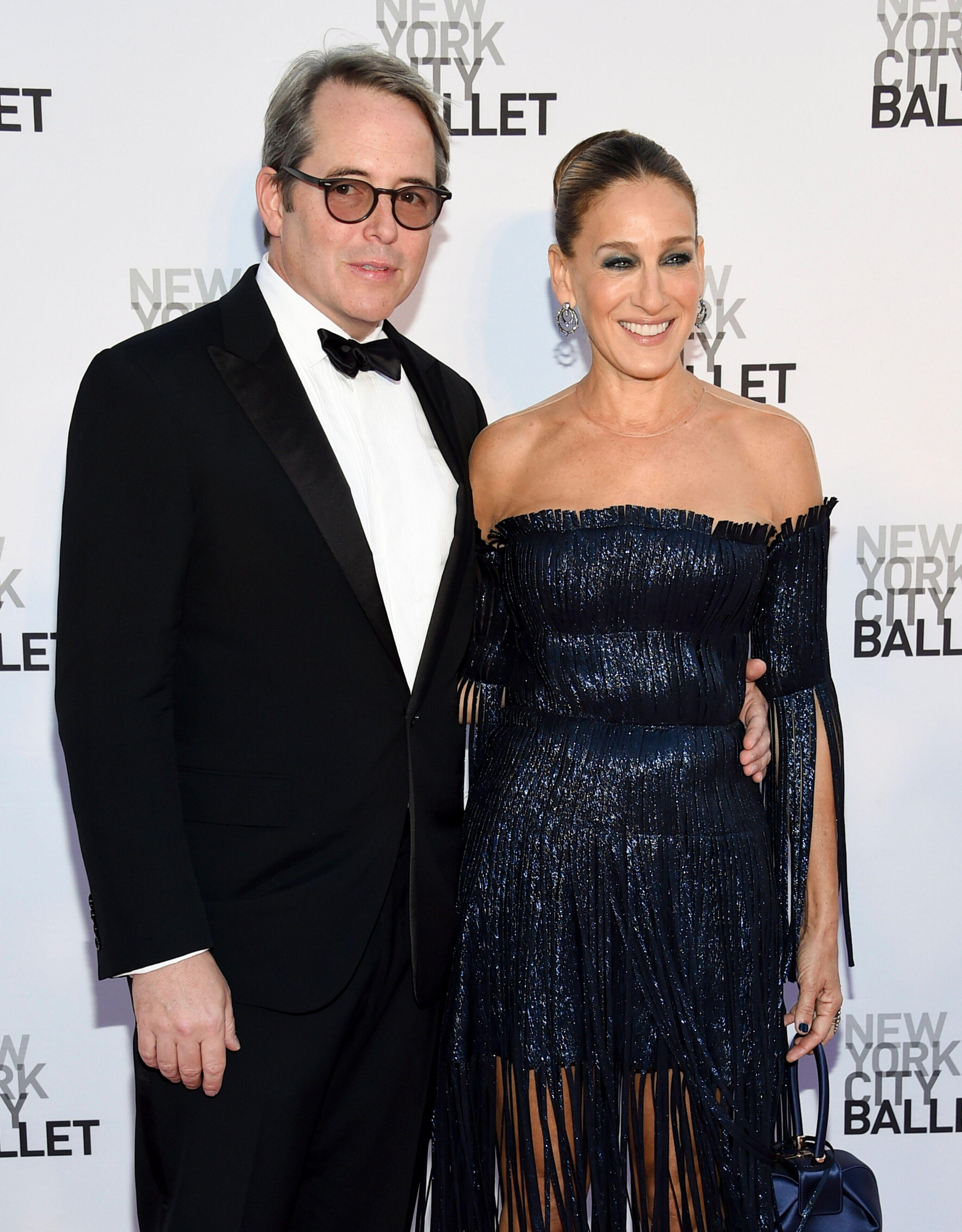 Sarah Jessica Parker Lashes Out At National Enquirer Rumors