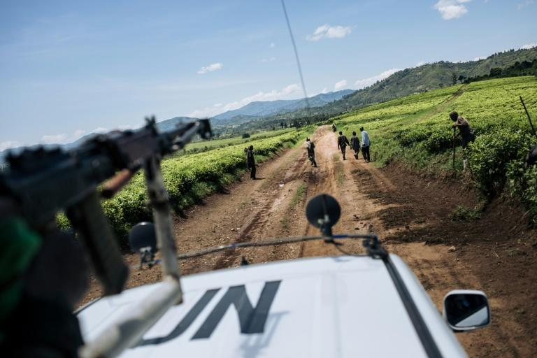 The United Nations's MONUSCO mission to the country is one of its biggest deployments with some 16,000 blue helmets