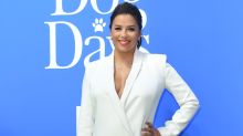 Eva Longoria attends first premiere since the birth of her son — with breast pump in tow