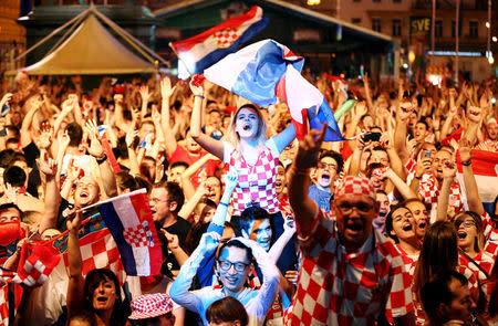 7af955706 Soccer Football - World Cup - Group D - Argentina vs Croatia