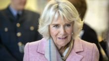 Camilla reveals granddaughter was rushed to hospital in air ambulance