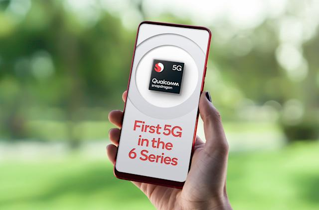 Qualcomm's Snapdragon 690 chipset brings 5G to cheaper phones
