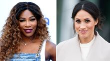 Serena Williams Reveals Planning Friend Meghan Markle's Baby Shower Took 'a Lot of Effort'