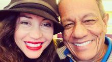 Maria Melilo publica foto com namorado 40 anos mais velho e ganha apoio dos seguidores