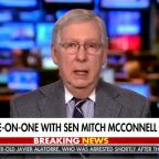 McConnell: In 'total coordination' with White House counsel on impeachment trial