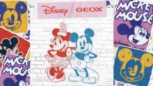 Disney + Geox: Nicht nur kleine Mickey-Mouse-Fans wollen diese Schuhe haben