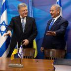 Netanyahu visits Ukraine ahead of September poll