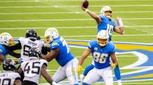 Anthony Lynn says Chargers' Justin Herbert has long way to go but is getting places