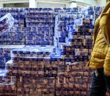 Hundreds of toilet paper rolls stolen amid coronavirus fears