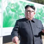 North Korea's Kim inspects testing of newly developed 'tactical' weapon: KCNA