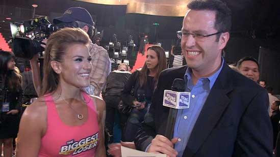 'Biggest Loser' Stars' Tips For Getting In Shape