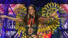 Alessandra Ambrosio's Last Victoria's Secret Show