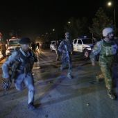 American University under attack in Afghan capital, school president says
