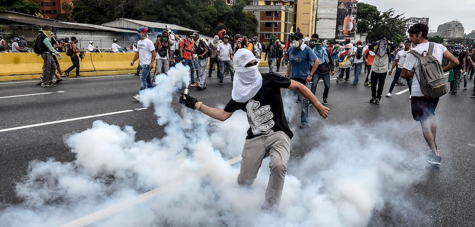 Venezuela Is Heading for a Soviet-Style Collapse