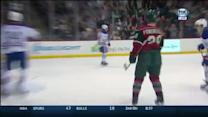 Pominville nets one on Fasth to make it 3-0