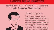 A Milano studenti incontrano Franco Perlasca, figlio di Giorgio