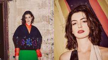 Anne Hathaway 最活潑、最時尚的一面在這裡!全新形象的她,訪問中每句金句也擲地有聲!