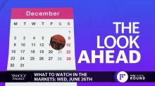 What to watch in the markets: Wednesday, June 26