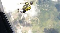 Skydivers Swoop Into Fla. Championship