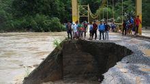 L'ouragan Eta ravage l'Amérique centrale