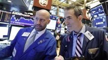 Small-company stocks shine on an otherwise ho-hum day