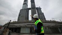 In China's Chongqing, high-rises buck property slowdown
